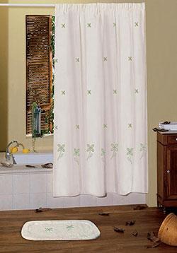 ALFOMBRA DE BAÑO LIDIA 10 - verde Talla única