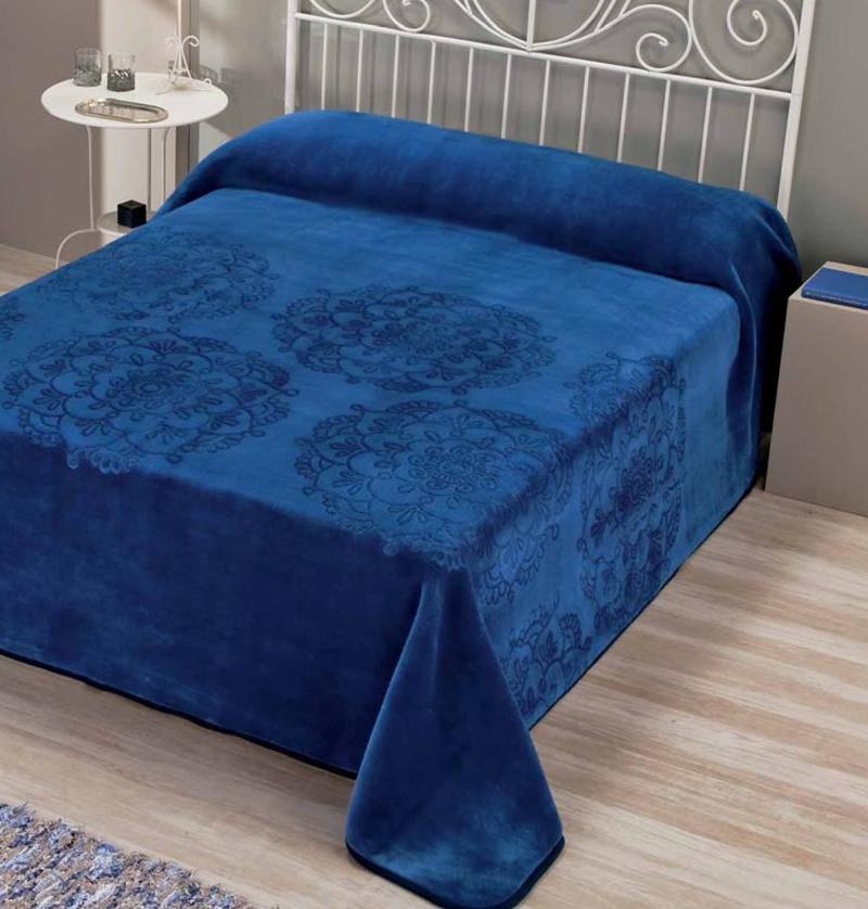 MANTA GOFRADA 5633 color 49 Cama de 135/150 cms