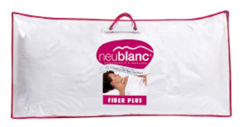 ALMOHADA FIBERPLUS Color único 150 cm