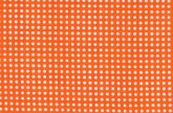 ALFOMBRA BAÑO BIBIANA 19 - Naranja 45 x 70 cm