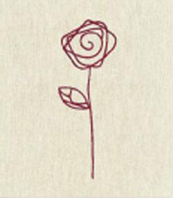 CORTINA DE BAÑO CARLA 12 - rojo 180 x 200 cm