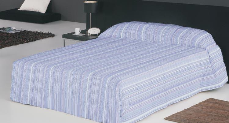 COMFORTER BARROCO 1 Color azul Cama de 150 cm