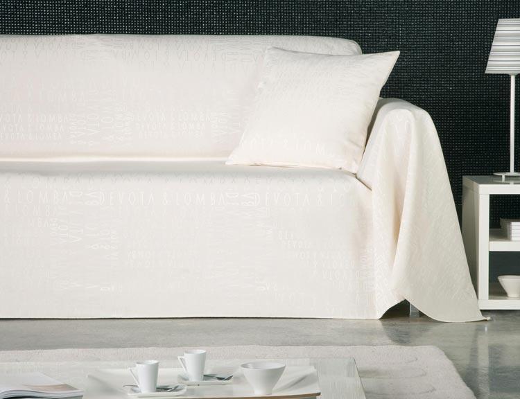 Foulard divine de devota y lomba textil hogar for Foulard para sofa