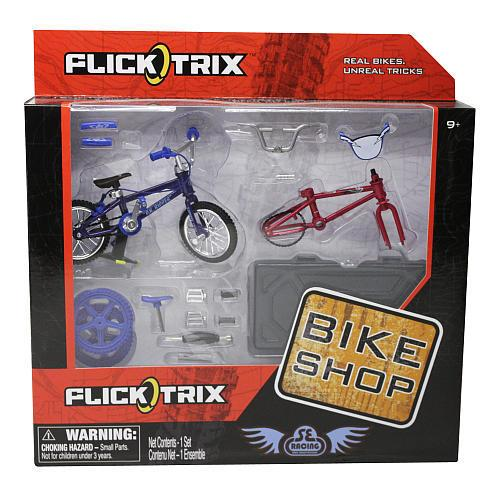 SET BIKE SHIP FLIC TRIX Color único Talla única