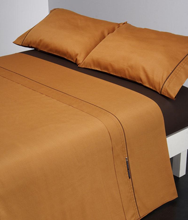 SABANAS NINFA naranja Cama de 090 cm naranja Cama de 105 cm naranja Cama de 135 cm naranja Cama de 150 cm naranja Cama de 180 cm