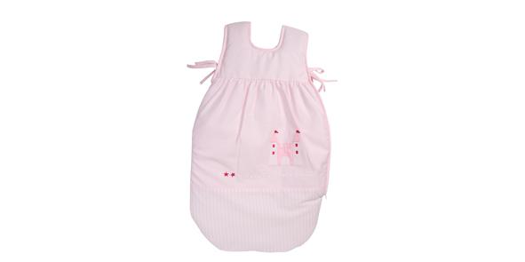 SACO DORMIR 61 Color rosa Camita