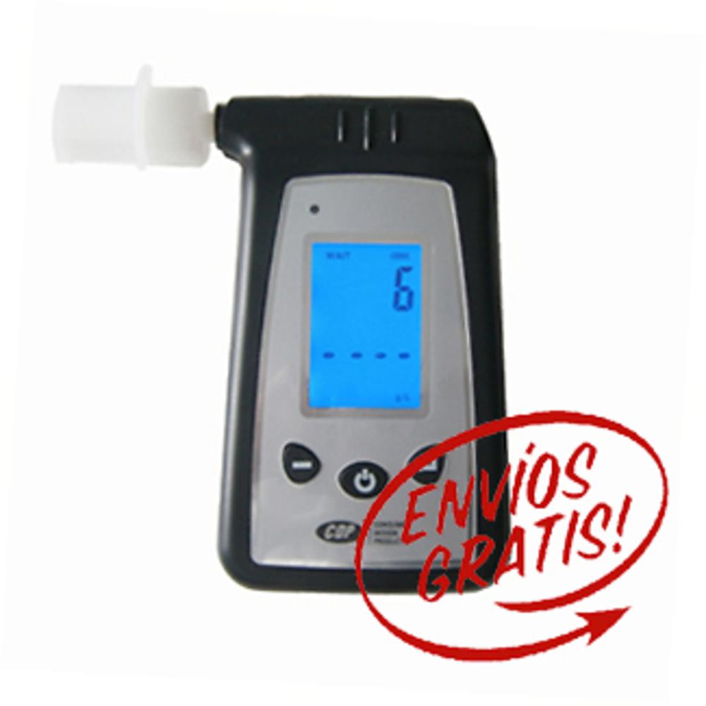 ALCOHOLIMETRO Precisión Zaphir CDP 3000