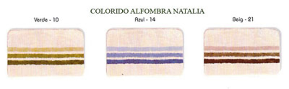 ALFOMBRA BAÑO NATALIA