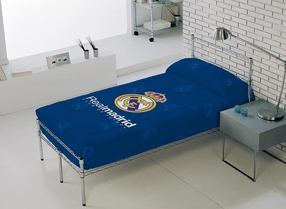 Cojin Edredon Real Madrid.Edredon Ajustable Real Madrid Estadio 068 Conforter Ajustable R Madrid