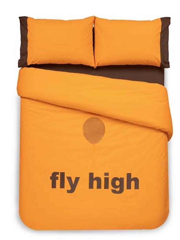 FUNDA NORDICA FLY HIGH DE WORDS COLLECTION