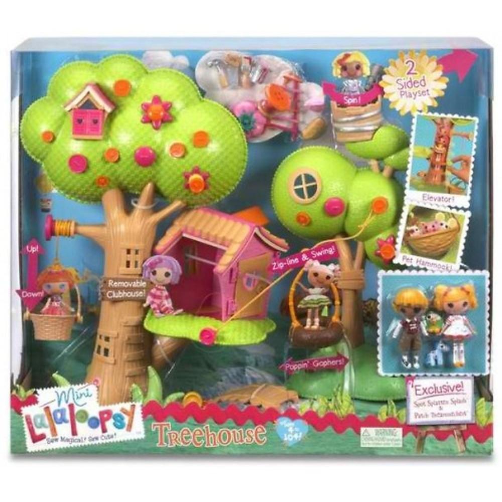 La casa del arbol mini lala juguetes varios angawa com for Casa del arbol playmobil carrefour