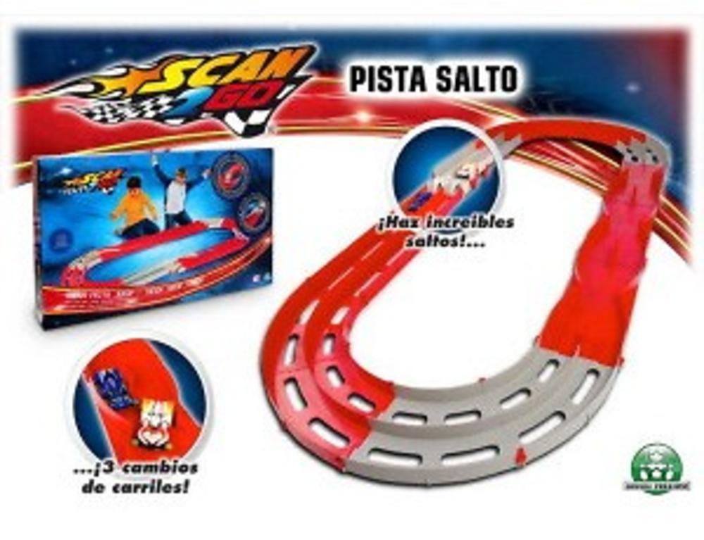 PISTA SALTO SCAN 2 GO