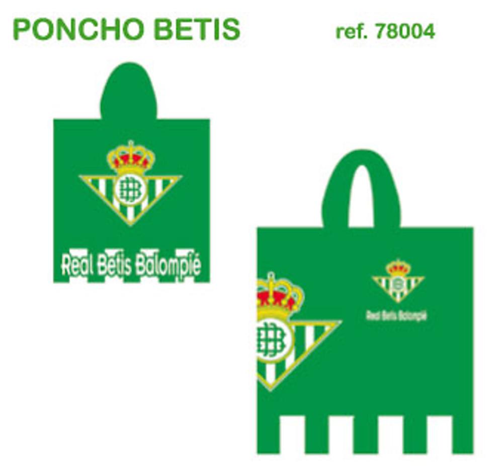 PONCHO BETIS 78004