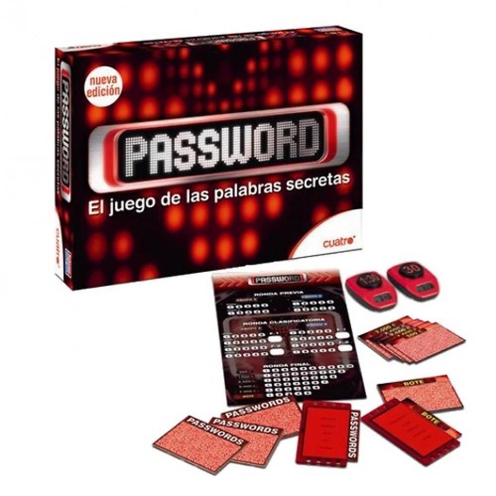 Password - Juego de mesa