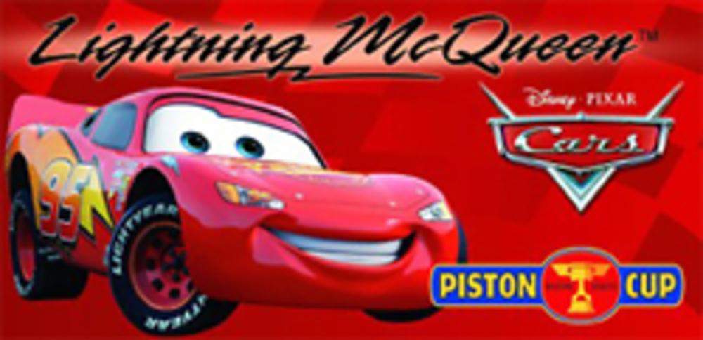 TOALLA DE PLAYA DISNEY 8 CARS