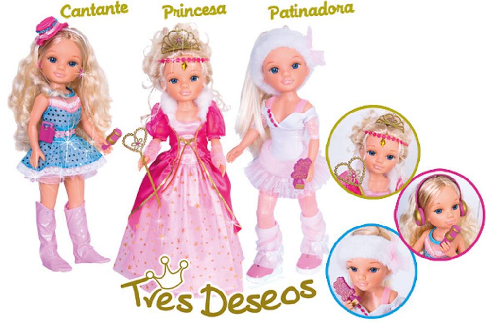 Vestidos Angawa com 3 Deseos Nancy JuguetesVarios XPiZuk