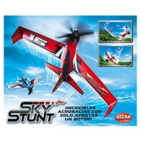 AVION SKY STUNT - AIR HOGS R/C SKY STUNT