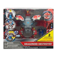 BAKUGAN S4 DRAGONOID DESTROYER