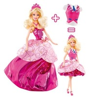 BARBIE ESCUELA PRINCESAS