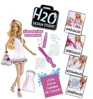 BARBIE H2O DESIGN STUDIO