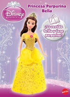 BELLA PURPURINA PRINCESA DISNEY