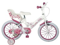 BICICLETA 16 R/400 CHARMMY KITTY