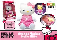 BUENAS NOCHES HELLO KITTY