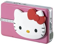 CAMARA DIGITAL 8 MPX HELLO KITTY