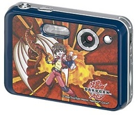 CAMARA DIGITAL BAKUGAN 3 MB