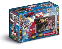 CAMION PLAYSET SPIDERMAN