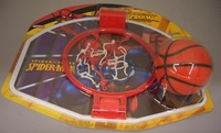 CANASTA BASKET SPIDERMAN