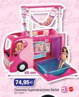 CARVANA SUPERVACACIONES BARBIE