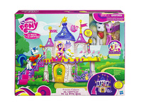 CASTILLO REAL MY LITTLE PONY