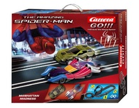 CIRCUITO CARRERA SPIDERMAN 1/43