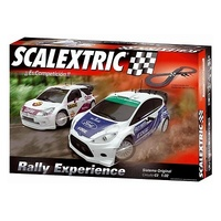 CIRCUITO SCALEXTRIC C2 RALLY