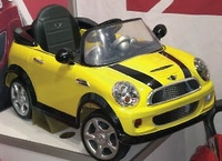 COCHE MINI COOPER BAT 6V DI