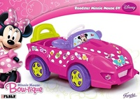 COCHE MINNIE BOUTIQUE 6V.