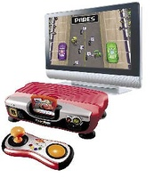 CONSOLA V-SMILE V-MOTION+CARS 2