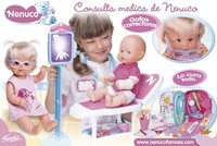 CONSULTA MEDICA CON 2 NENUCOS