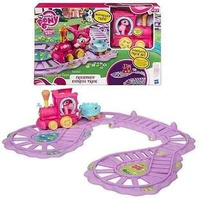 EL TREN DE AMISTAD LITTLE PONY