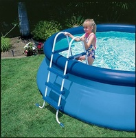 ESCALERA PISCINA 91 CM.INTEX