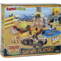 FAMO-CLICK SAFARI PLAYSET