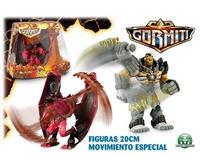 GORMITI S4 FIGURA 20 CM.MOVIMINTO D