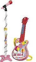 GUITARRA ELECT.C/MICRO H.KITTY