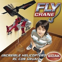 HELICOPTERO FLY CRANE R/C. D