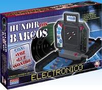 JUEGO HUNDIR LOS BARCOS ELECTRON.D