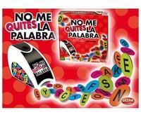 JUEGO NO ME QUITES LA PALABRA