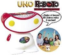 JUEGO UNO ROBOTO