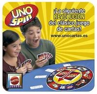JUEGO UNO SPIN