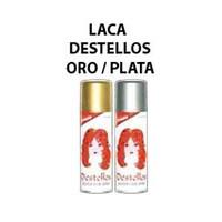 LACA DESTELLOS ORO/PLATA